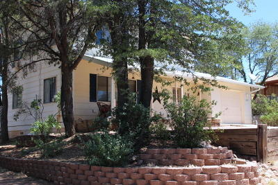 Payson Single Family Home For Sale: 602 E Fir Circle