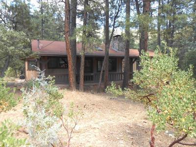 Pine AZ Single Family Home For Sale: $235,000