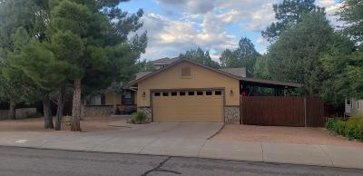 Payson Single Family Home For Sale: 605 N Eagle Ridge Road
