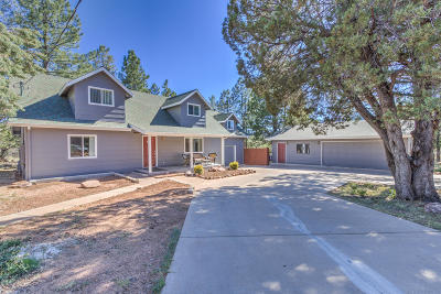 Pine AZ Single Family Home For Sale: $495,000