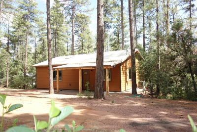 Pine AZ Single Family Home For Sale: $238,000