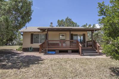 Payson Single Family Home For Sale: 8178 W Sepia Road