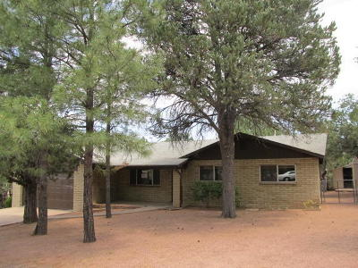 Payson Single Family Home For Sale: 702 E Skyway Court