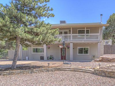 Payson Single Family Home For Sale: 2805 W Palmer Drive