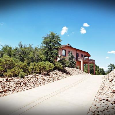 Star Valley Single Family Home For Sale: 662 E Highline Drive