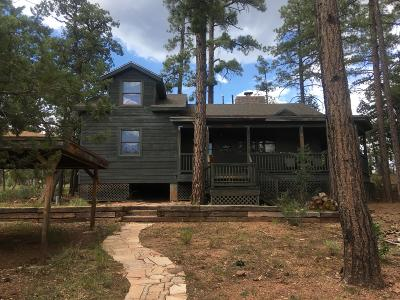 Payson Single Family Home For Sale: 169 S Park Road