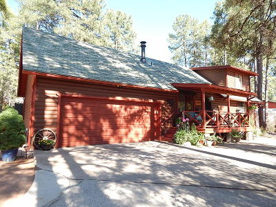 Payson Single Family Home For Sale: 809 N Easy St
