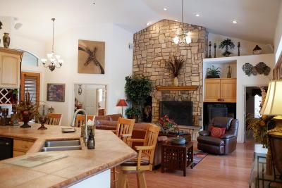 Happy Jack Single Family Home For Sale: 7634 Mogollon Trail