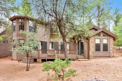 Chaparral Pines Single Family Home For Sale: 404 N Pine Island Drive