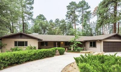 Payson Single Family Home For Sale: 506 N Double Tree Circle