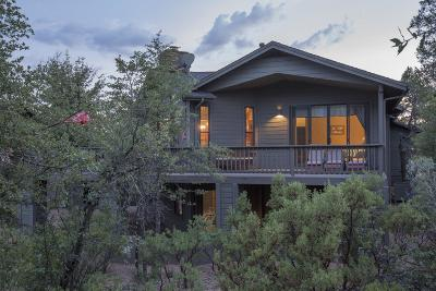 Chaparral Pines Single Family Home For Sale: 2306 E Scarlet Bugler Circle