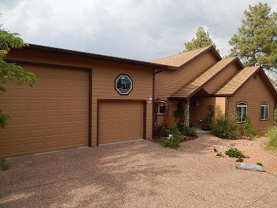 Payson Single Family Home For Sale: 1112 E Phoenix Street