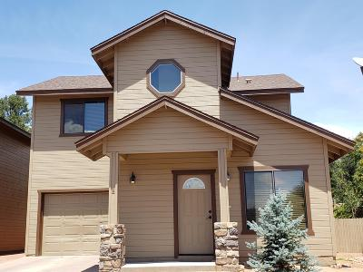 Payson Condo/Townhouse For Sale: 308 W Frontier #5 Street