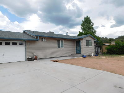 Star Valley Single Family Home For Sale: 116 E Quail Hollow Drive
