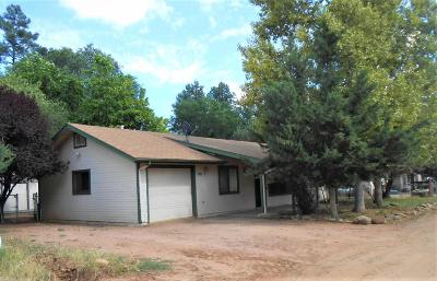 Single Family Home For Sale: 3353 N Pine Creek Road