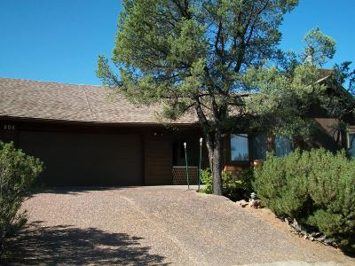 Payson Single Family Home For Sale: 906 S Santa Fe Circle