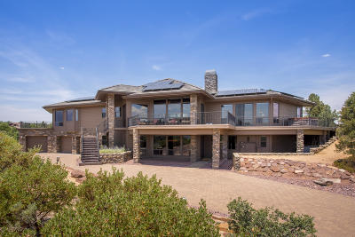 Payson Single Family Home For Sale: 91 N Scenic Drive