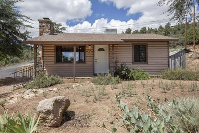Payson Single Family Home For Sale: 532 W Frontier Street