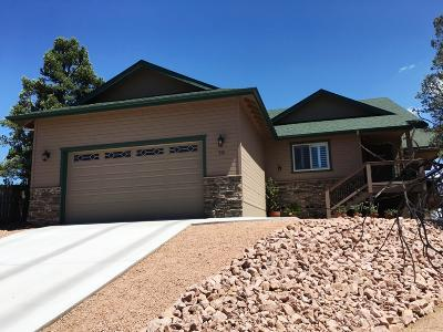 Payson Single Family Home For Sale: 91 W Boulder Ridge Circle