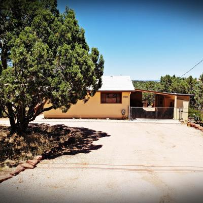 Payson Single Family Home For Sale: 2902 W Palmer Drive