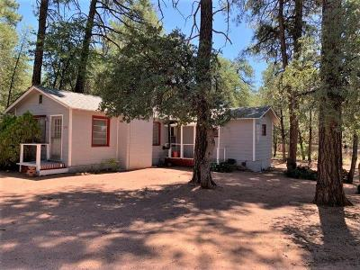 Payson Single Family Home For Sale: 209 E Airline Boulevard