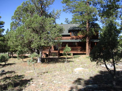 Happy Jack Single Family Home For Sale: 3082 Durango Drive