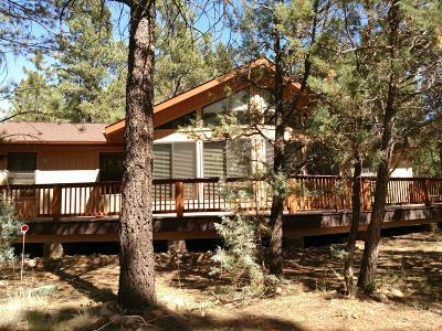 Happy Jack Single Family Home For Sale: 2659 San Juan Drive