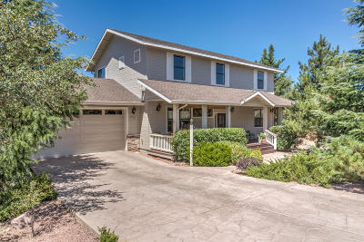 Payson Single Family Home For Sale: 3 S Golden Bear Point