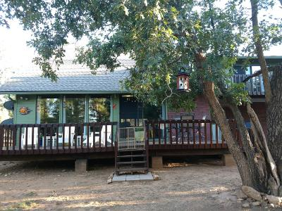 Happy Jack Single Family Home For Sale: 4665 Point Circle