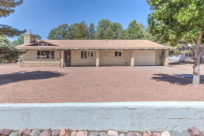 Payson Single Family Home For Sale: 714 N Manzanita Drive