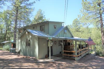 Payson Single Family Home For Sale: 28 S Jay Bird Lane