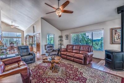 Payson Single Family Home For Sale: 1207 N Arrowhead Drive