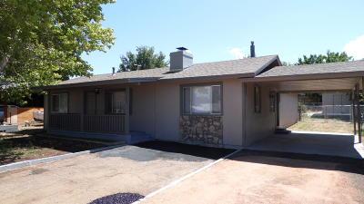 Payson Single Family Home For Sale: 207 E Aero