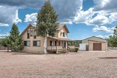 Payson Single Family Home For Sale: 287 Freedom Acres Road