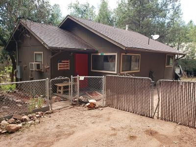 Payson Single Family Home For Sale: 812 W Munsee Drive