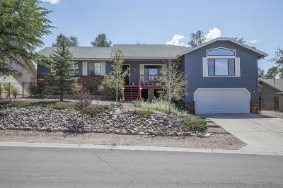 Payson Single Family Home For Sale: 817 W Overland Road