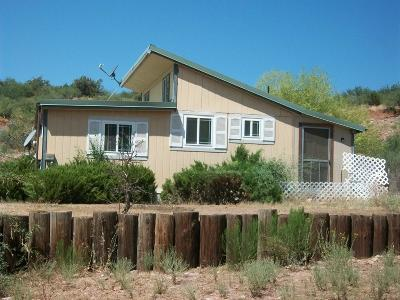 Payson Single Family Home For Sale: 394 S Valley View Road