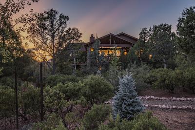 Payson AZ Single Family Home For Sale: $599,000