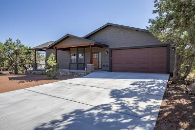 Payson Single Family Home For Sale: 1201 N Alpine Heights Drive