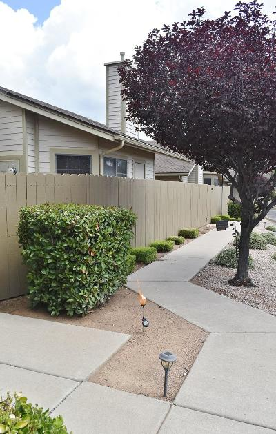 Payson Condo/Townhouse For Sale: 1501 N Beeline #7 Highway