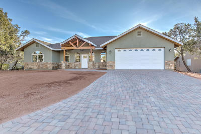Payson Single Family Home For Sale: 607 E Phoenix Street