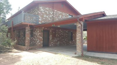 Payson Single Family Home For Sale: 354 W Wayne Drive