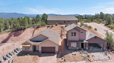 Payson Single Family Home For Sale: 217 S Thunder Mountain