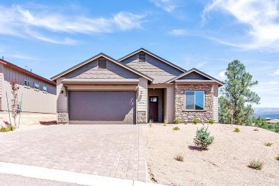 Payson Single Family Home For Sale: 215 S Thunder Mountain