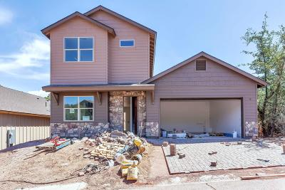 Payson Single Family Home For Sale: 211 S Thunder Mountain