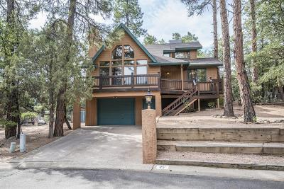 Payson Single Family Home For Sale: 115 N Parkwood Lane