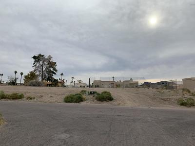 Lake Havasu City Residential Lots & Land For Sale: 2720 Paseo Verde