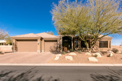 Refuge At Lake Havasu Single Family Home For Sale: 3499 N Latrobe Dr
