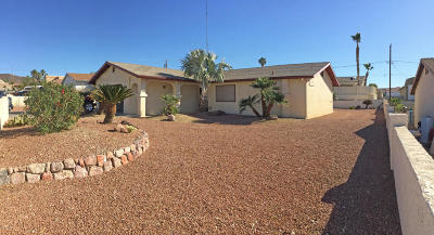 Mohave County Single Family Home For Sale: 3840 Chesapeake Blvd