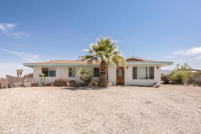 Lake Havasu City Single Family Home For Sale: 2591 Tanglewood Ln